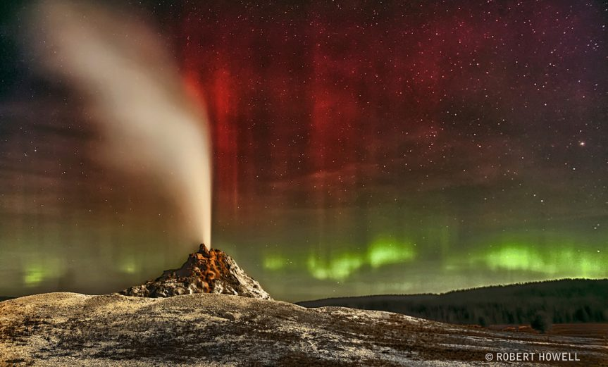 aurora-geiser-yellowstone