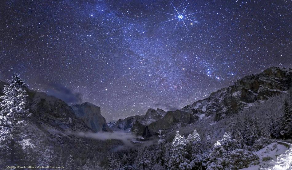 Yosemite-de-noche