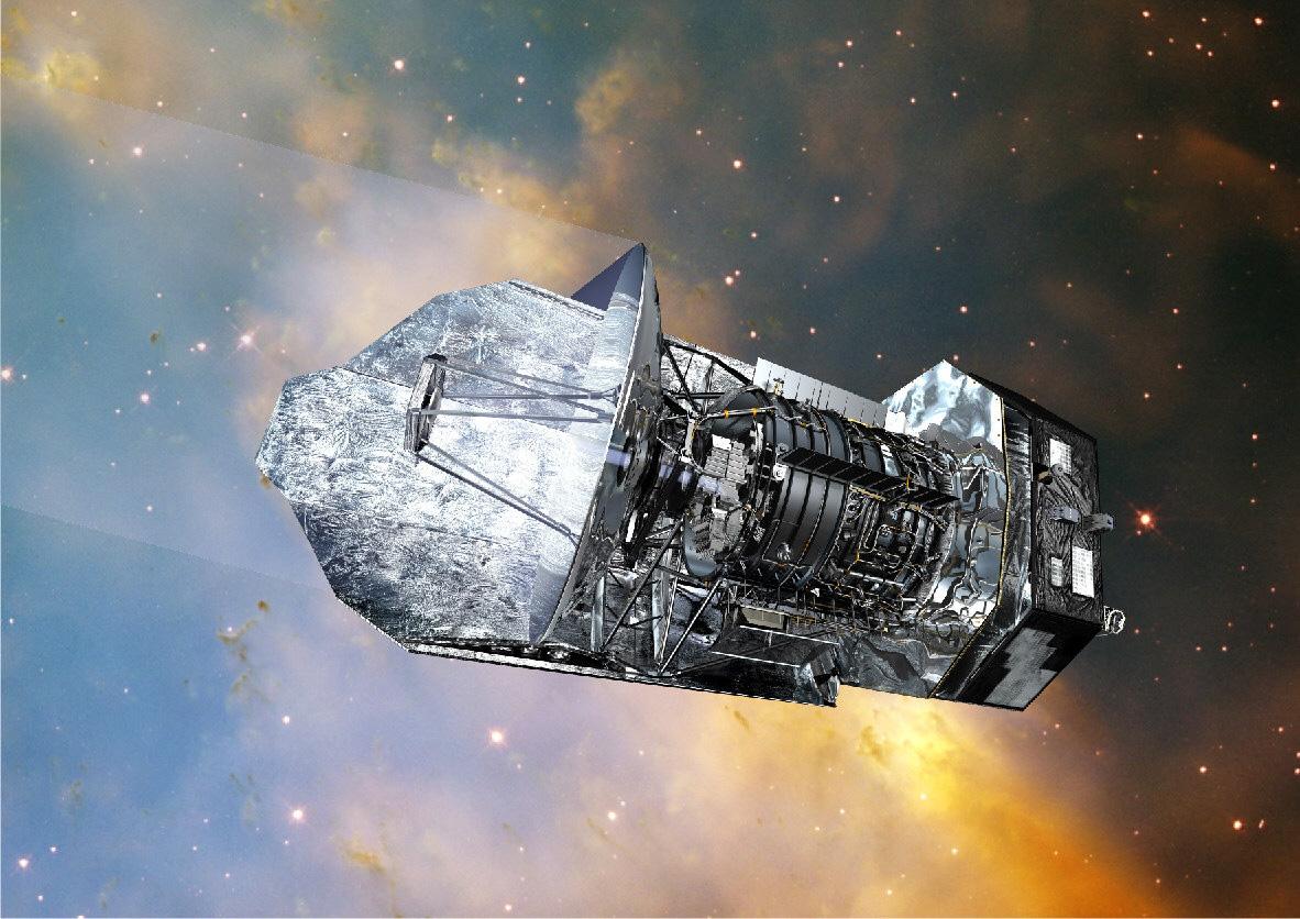 Resultado de imagen de El observatorio espacial Herschel
