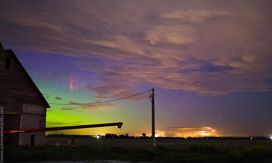 espectro,-estrellas,-auroras,-nubes