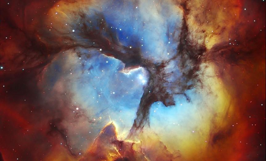 nebulosa-trifida