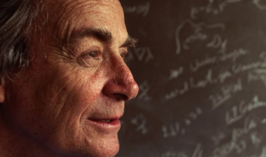 richard-feynman
