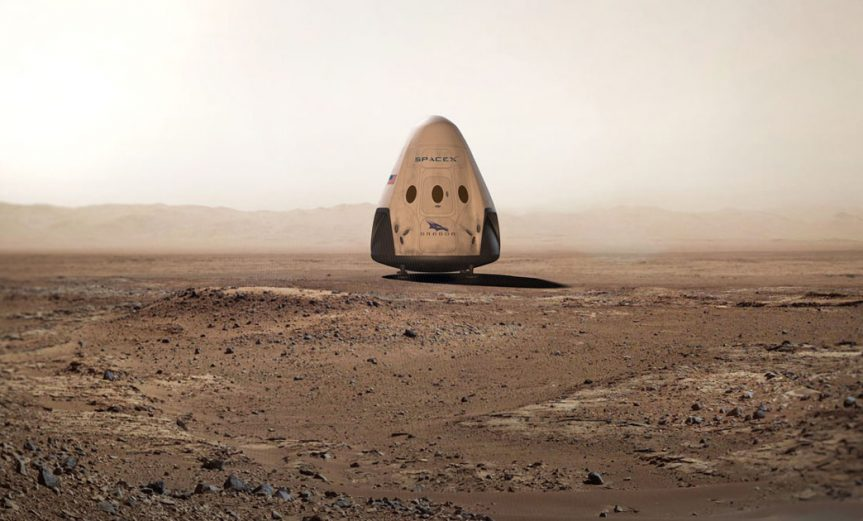 spacex-viaje-a-marte