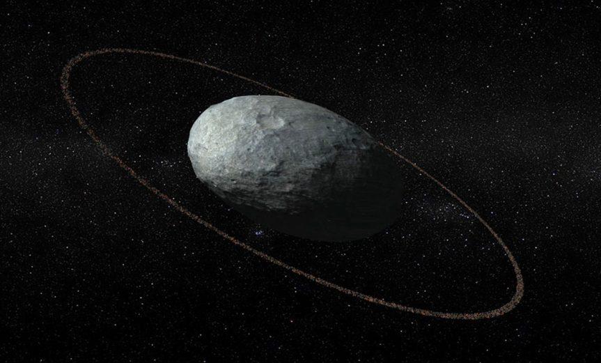 Haumea-anillo