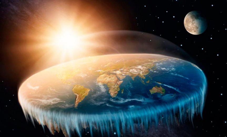 si-la-Tierra-fuera-plana