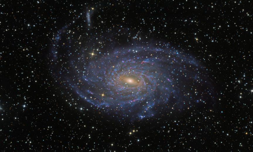 galaxia-espiral-NGC-6744