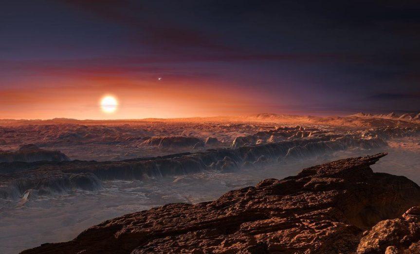 extraños planetas