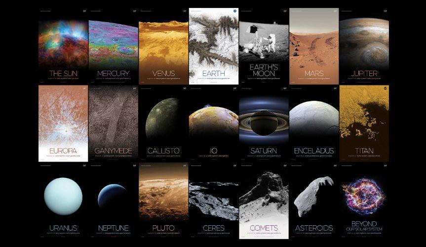 posters-sistema-solar-nasa