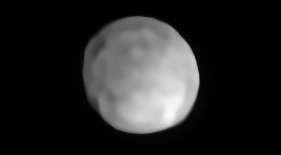 Hygiea, el nuevo planeta enano del Sistema Solar ...