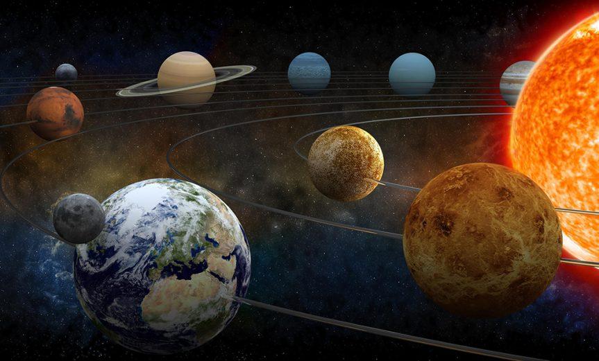 brecha sistema solar