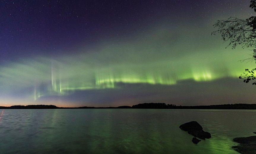 nuevo tipo aurora boreal