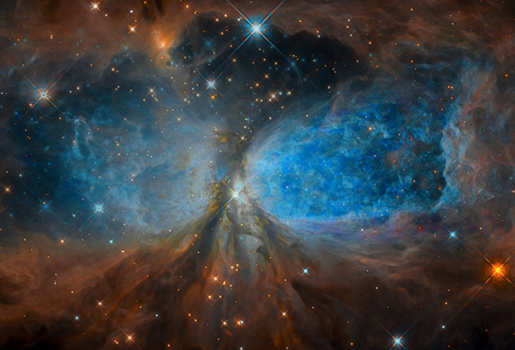 S106 formacion estelar