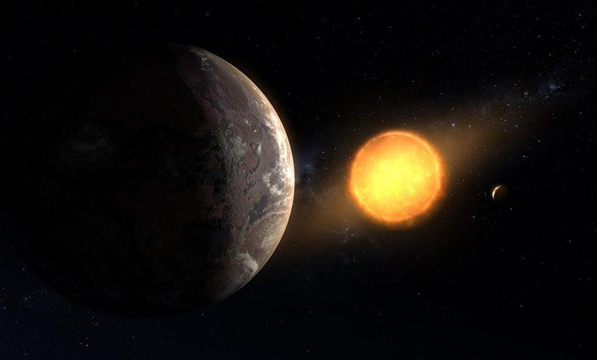 exoplaneta rocoso similar tierra