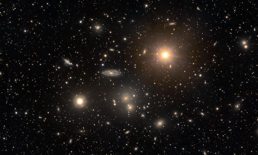 universo podria no expandirse de manera uniforme