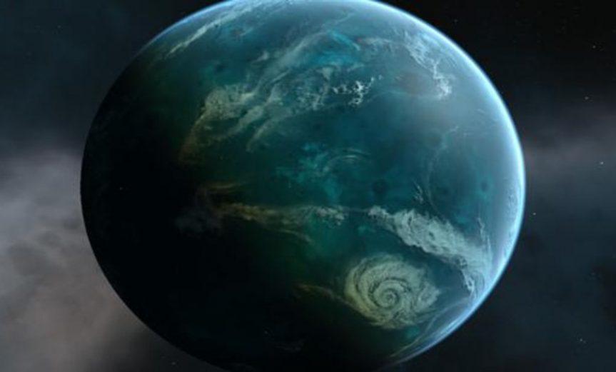 planetas acuaticos