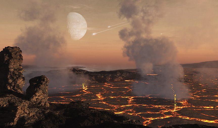 meteoritos atmosferas exoplanetas