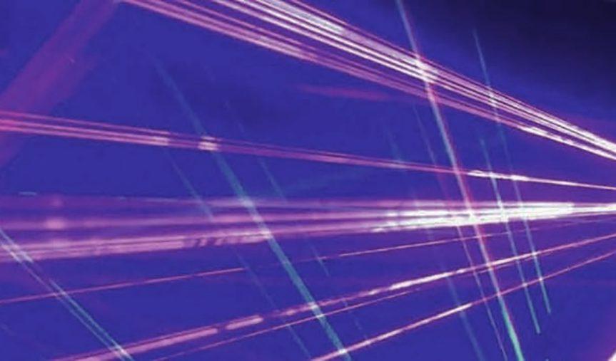 pulsos laser velocidad de la luz